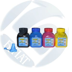 Тонер HP CLT CP-1215/1515/1518/1525/CM1312/CM1415 40g Bottle Булат M